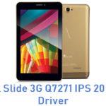 iBall Slide 3G Q7271 IPS 20 USB Driver