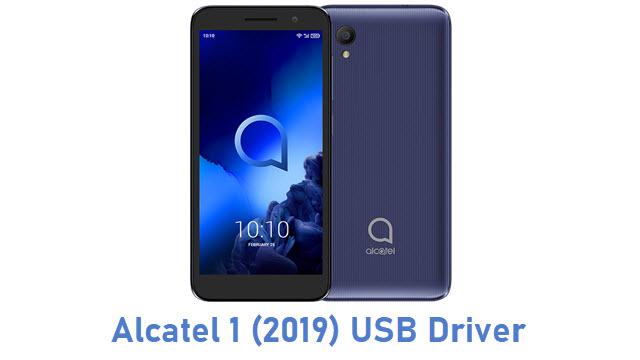 Alcatel 1 (2019) USB Driver