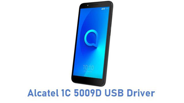 Alcatel 1C 5009D USB Driver