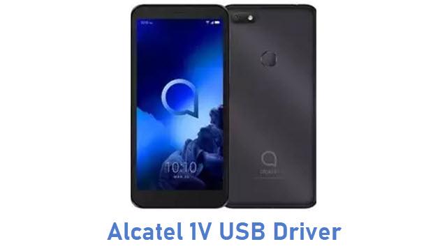 Alcatel 1V USB Driver