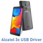 Alcatel 3c USB Driver