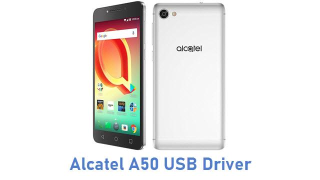 Alcatel A50 USB Driver