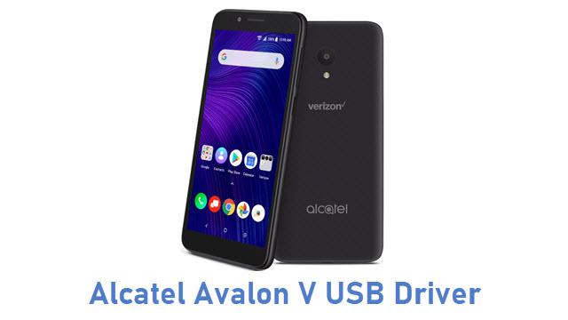 Alcatel Avalon V USB Driver
