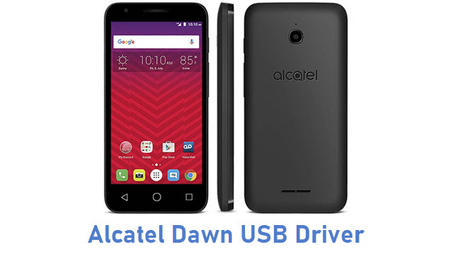 Alcatel Dawn USB Driver