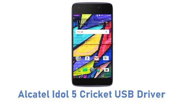 Alcatel Idol 5 Cricket USB Driver