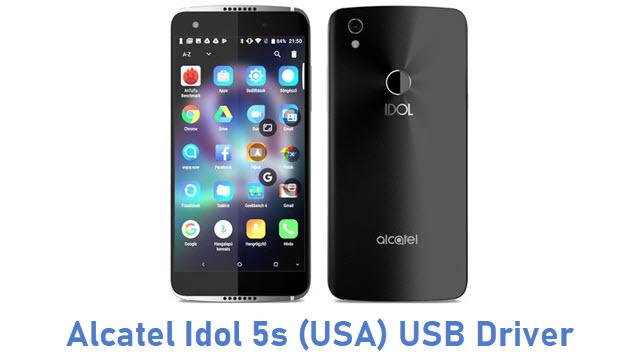 Alcatel Idol 5s (USA) USB Driver