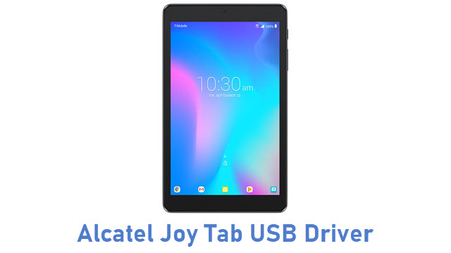 Alcatel Joy Tab USB Driver