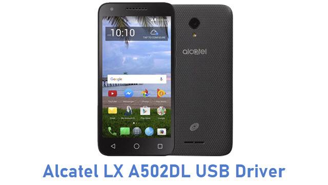 Alcatel LX A502DL USB Driver