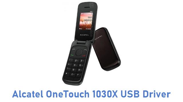 Alcatel OneTouch 1030X USB Driver