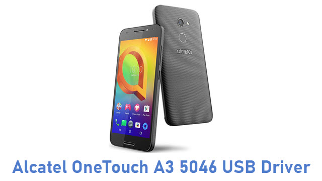 Alcatel OneTouch A3 5046 USB Driver