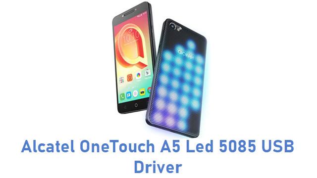 Alcatel OneTouch A5 Led 5085 USB Driver