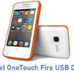 Alcatel OneTouch Fire USB Driver