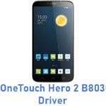 Alcatel OneTouch Hero 2 B8030B USB Driver