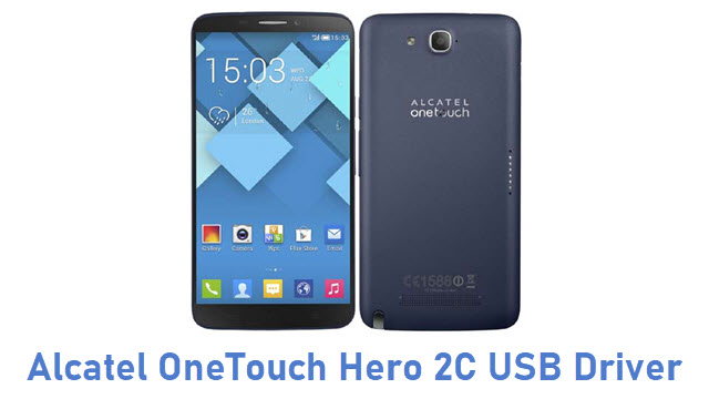 Alcatel OneTouch Hero 2C USB Driver