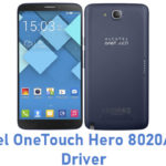 Alcatel OneTouch Hero 8020A USB Driver