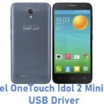 Alcatel OneTouch Idol 2 Mini 6016A USB Driver