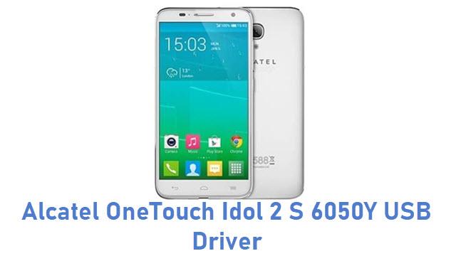Alcatel OneTouch Idol 2 S 6050Y USB Driver