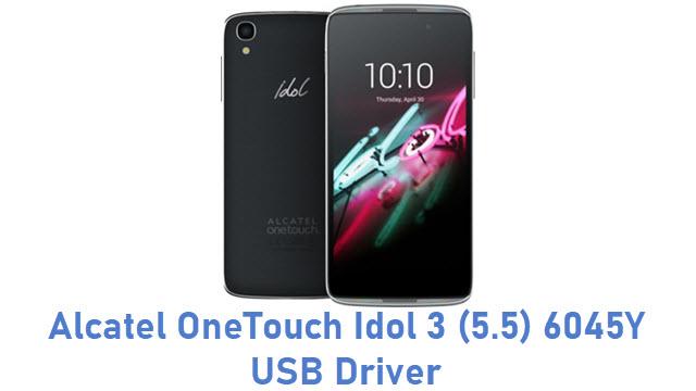 Alcatel OneTouch Idol 3 (5.5) 6045Y USB Driver