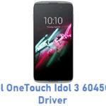 Alcatel OneTouch Idol 3 6045O USB Driver