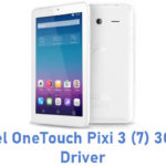 Alcatel OneTouch Pixi 3 (7) 3G USB Driver