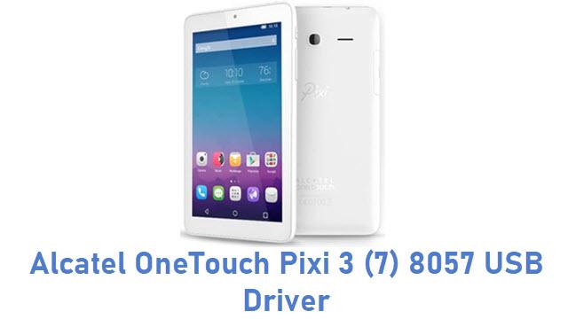 Alcatel OneTouch Pixi 3 (7) 8057 USB Driver