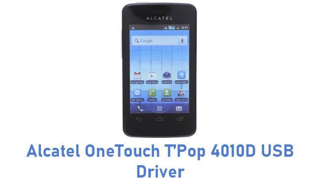 Alcatel OneTouch T'Pop 4010D USB Driver