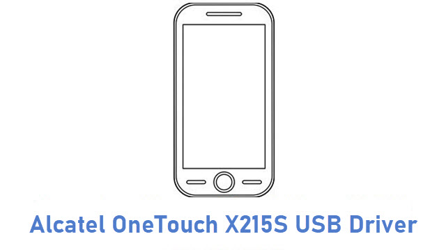 Alcatel OneTouch X215S USB Driver