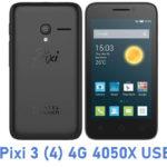 Alcatel Pixi 3 (4) 4G 4050X USB Driver