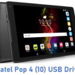 Alcatel Pop 4 (10) USB Driver