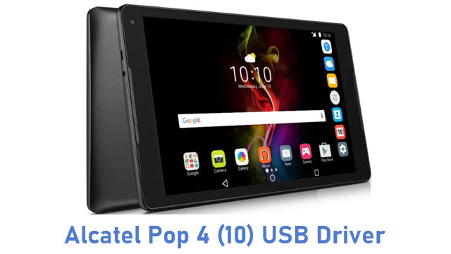 Alcatel Pop 4 (10) USB Driver