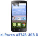 Alcatel Raven A574B USB Driver