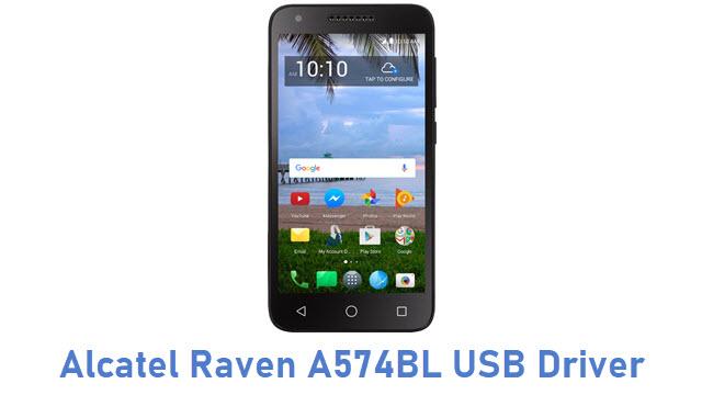 Alcatel Raven A574BL USB Driver