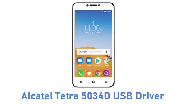 Alcatel Tetra 5034D USB Driver
