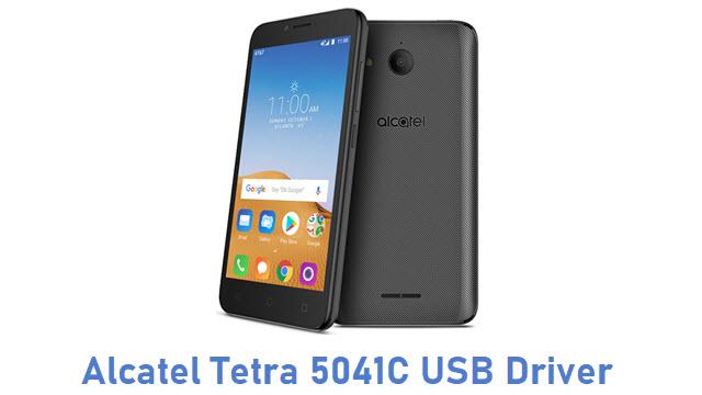 Alcatel Tetra 5041C USB Driver