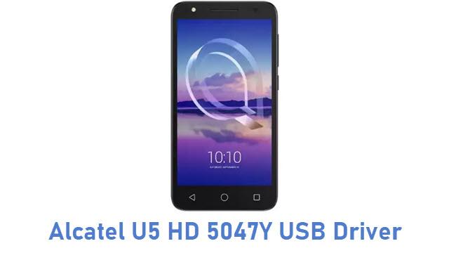 Alcatel U5 HD 5047Y USB Driver