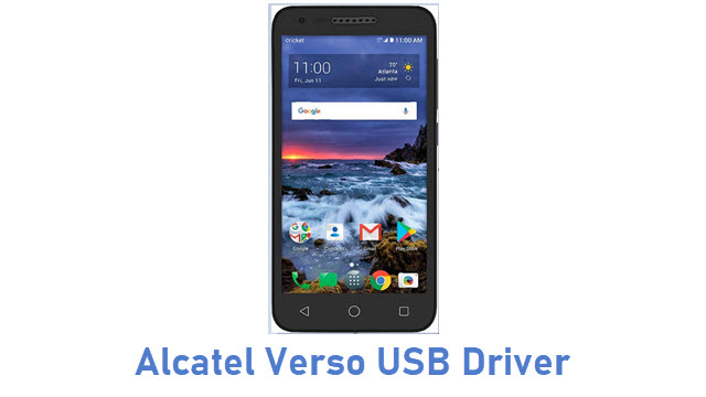 Alcatel Verso USB Driver