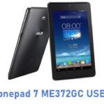 Asus Fonepad 7 ME372GC USB Driver