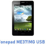 Asus Fonepad ME371MG USB Driver