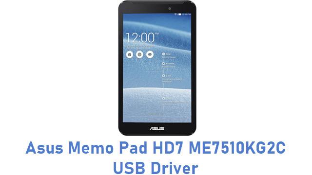 Asus Memo Pad HD7 ME7510KG2C USB Driver