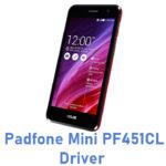 Asus Padfone Mini PF451CL USB Driver