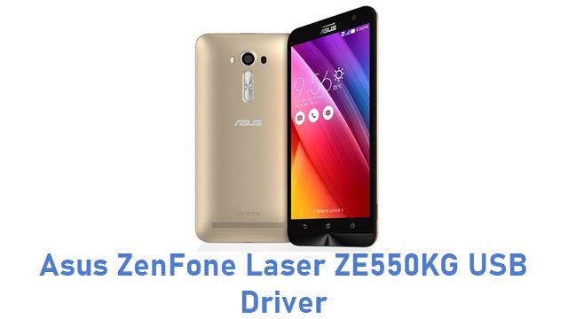 Asus ZenFone Laser ZE550KG USB Driver