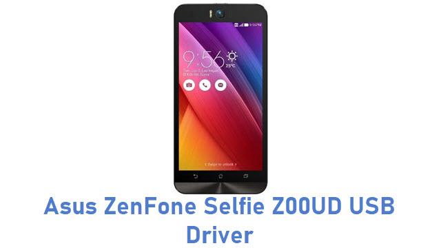 Asus ZenFone Selfie Z00UD USB Driver