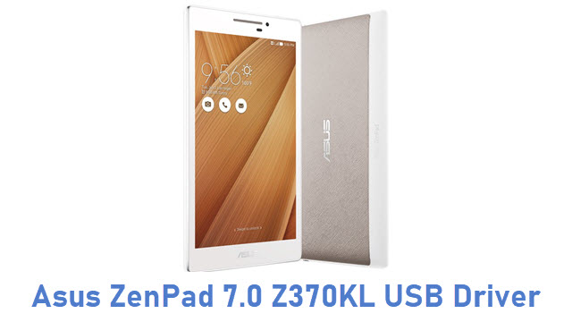 Asus ZenPad 7.0 Z370KL USB Driver