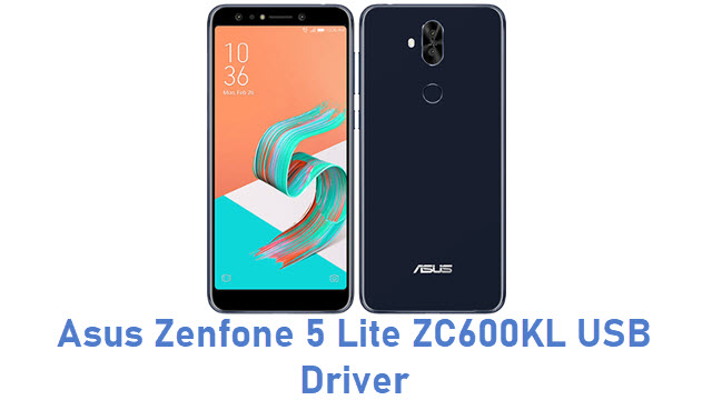 Asus Zenfone 5 Lite ZC600KL USB Driver