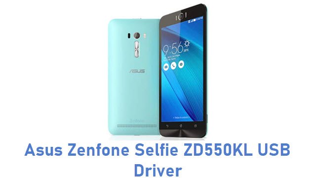 Asus Zenfone Selfie ZD550KL USB Driver