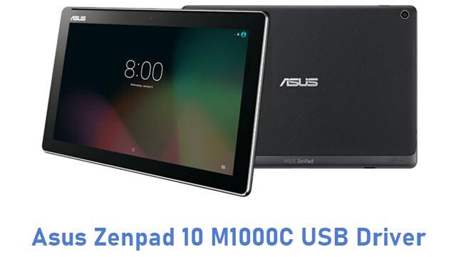 Asus Zenpad 10 M1000C USB Driver