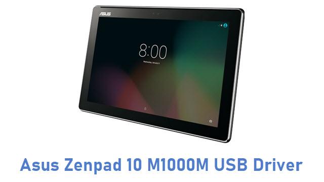 Asus Zenpad 10 M1000M USB Driver