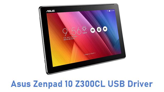 Asus Zenpad 10 Z300CL USB Driver