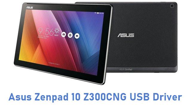 Asus Zenpad 10 Z300CNG USB Driver