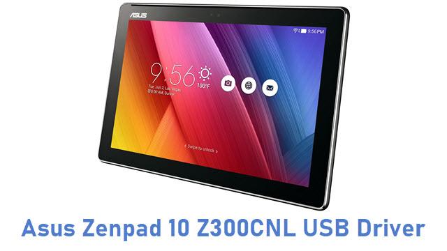 Asus Zenpad 10 Z300CNL USB Driver